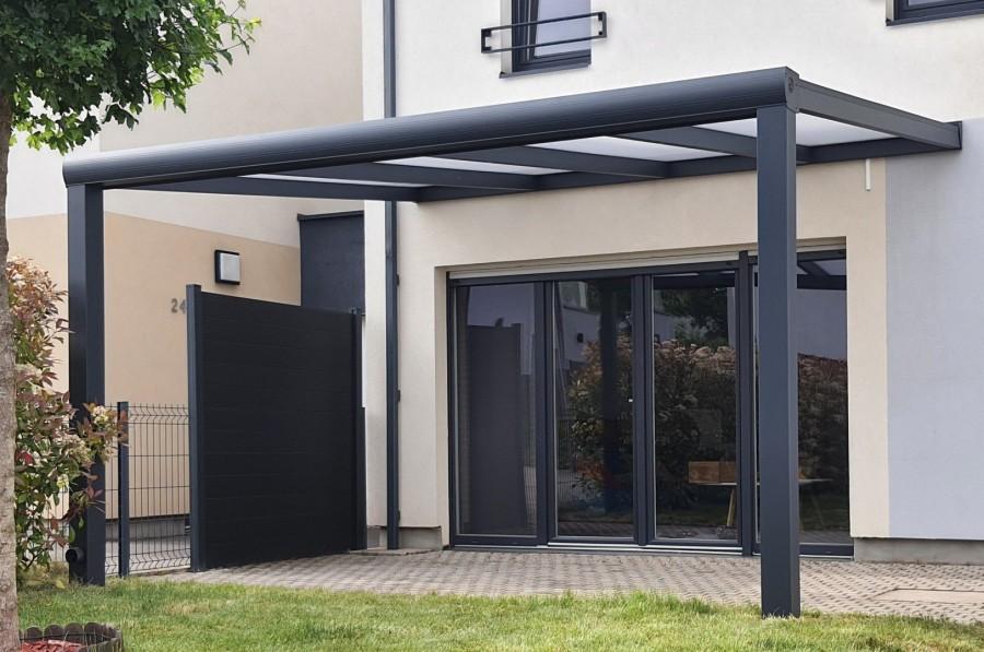 top pergola toile retractable with pergola bache coulissante. Black Bedroom Furniture Sets. Home Design Ideas